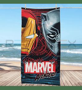 Toalha de Praia - Avengers