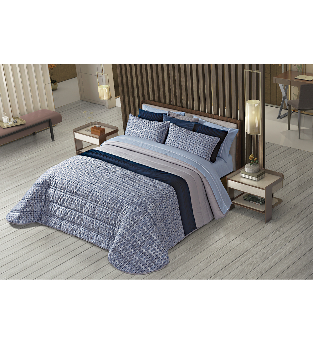 Comforter Capricórnio