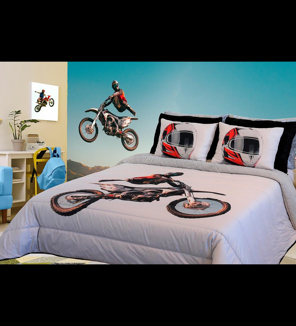 Edredão Motocross 2