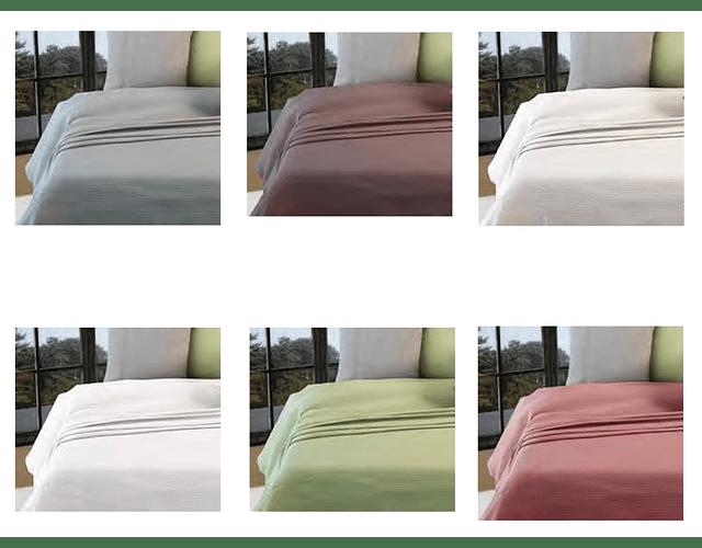 Colcha Hotel 1 C/Almofadas