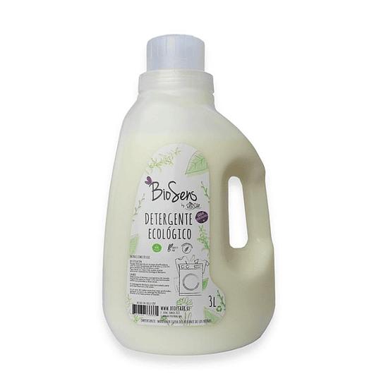 Detergente Ecológico 3000 ml Biodegradable