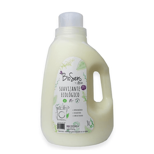 Suavizante Ecológico 3000 ml Biodegradable