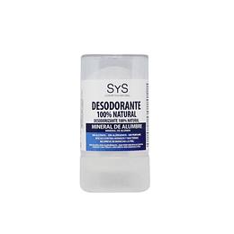 Desodorante Piedra Alumbre 120 grs.