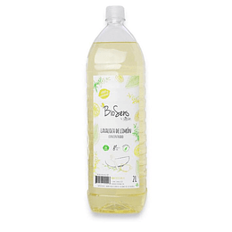 Lavaloza Limón 2000 ml Biodegradable