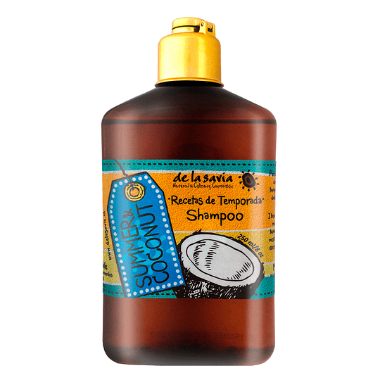 Shampoo Summer&Coconut