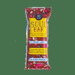 Soul Bar maqui chia - 30 unidades
