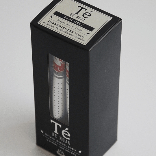 Caja 15 sticks - Earl Grey