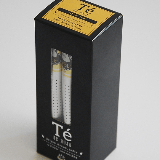 Caja 15 sticks - High Tea