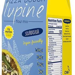 Mix Pizza Sin Gluten + Vegano