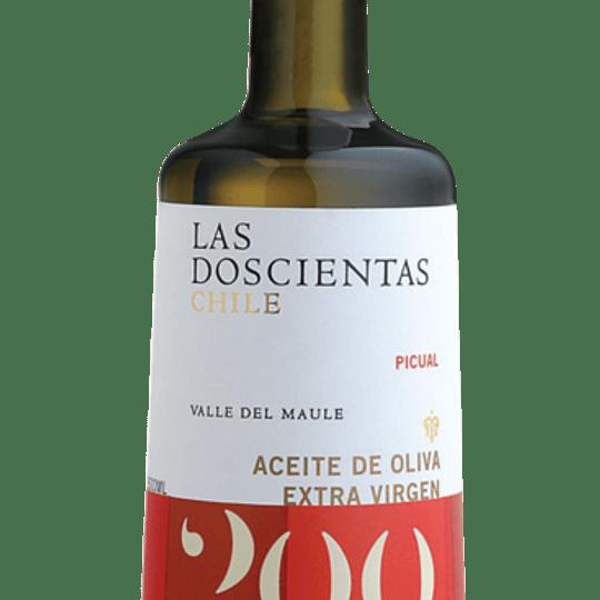 Aceite de oliva Extra Virgen Las 200 Picual 500 ml