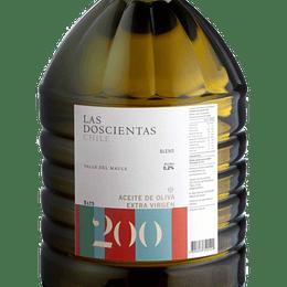 Aceite de oliva Extra Virgen Las 200 Blend 5 lt