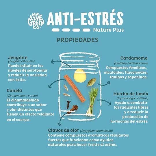 Cápsulas Anti-Estrés