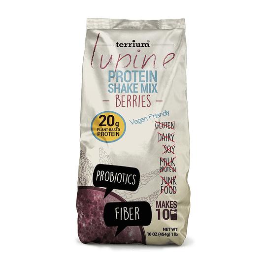 Proteína Vegana Lupino Sabor Berries