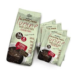 Mug Cake Vegano Cacao Maní Terrium