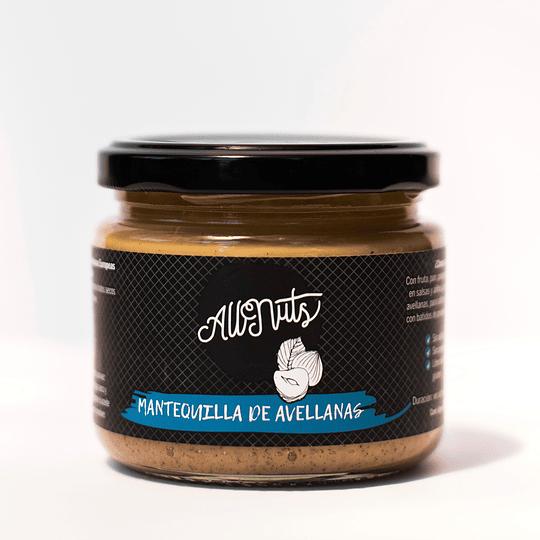 Mantequilla de Avellanas 200g AllNuts