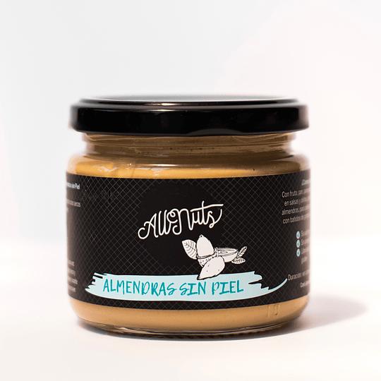 Mantequilla de Almendras sin piel 200g AllNuts
