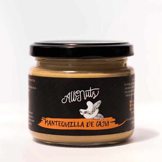 Mantequilla de Castañas de Caju 200 grs AllNuts