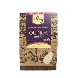 Láminas Instantaneas Quinoa Nitay