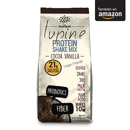 Proteína Lupino Cacao Vainilla Terrium