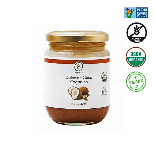 Dulce coco original Be Organics
