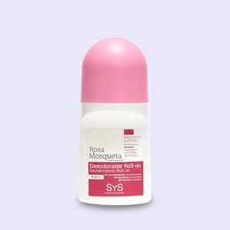 Desodorante roll on Rosa Mosqueta 75ml BioClaire