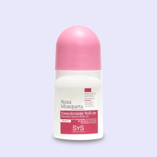 Desodorante roll on Rosa Mosqueta 75ml BioClaire