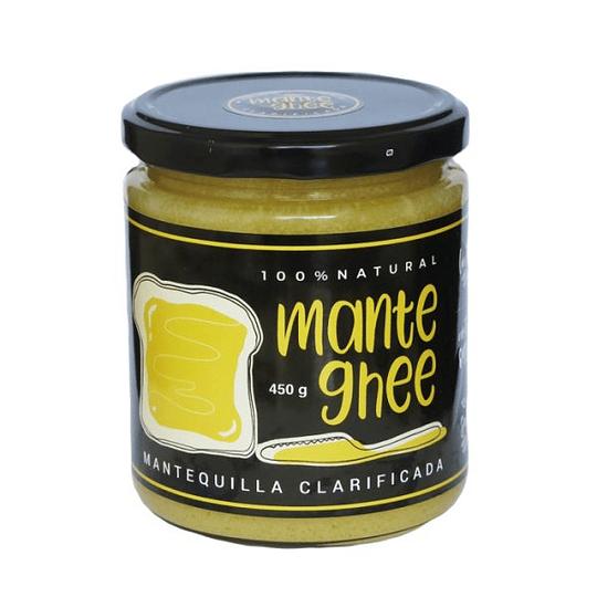 Mantequilla clarificada 450cc Manteghee