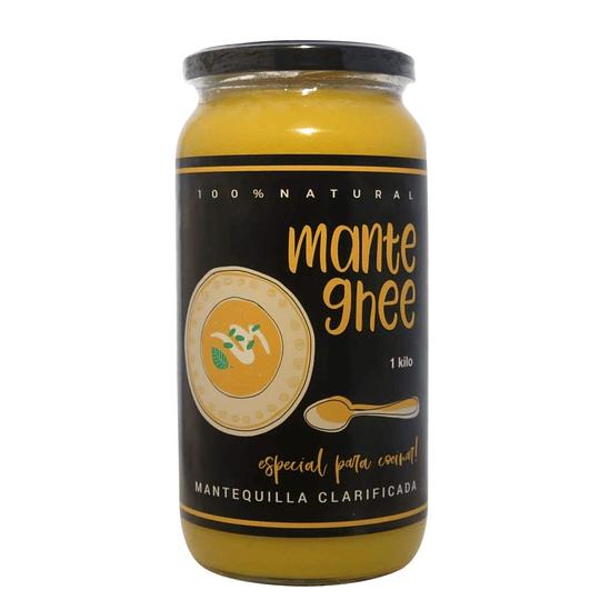 Mantequilla clarificada 1000cc Manteghee