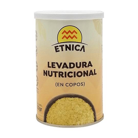 Levadura nutricional en copos 150grs Etnica