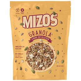 Granola Mix Semillas 250gr MIZOS