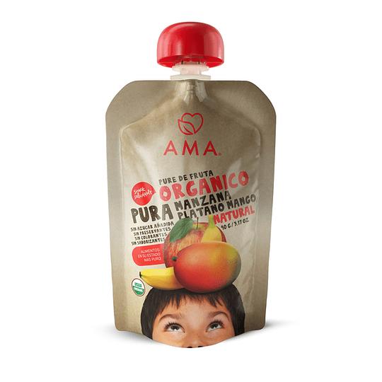Pure mango platano
