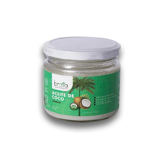 Aceite coco 250ml