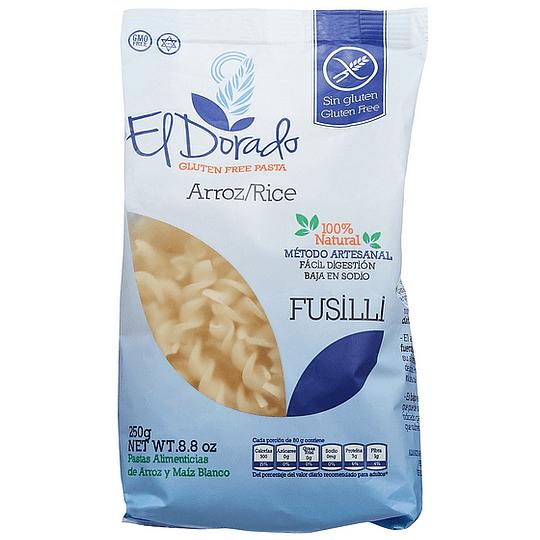 Fusilli arroz 250g