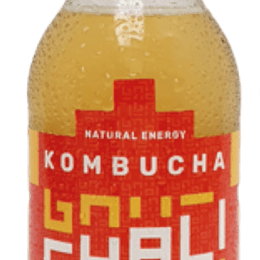 Kombucha guarana 330ml