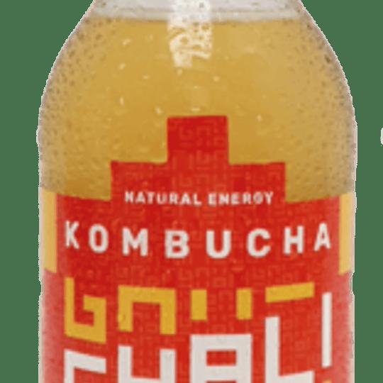 Kombucha guarana 330ml