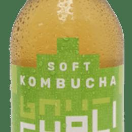 Kombucha soft limon jengibre 330ml