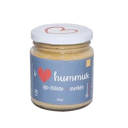 Hummus ajo chilote - merken
