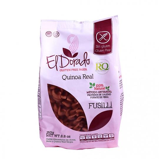 Fusilli quinoa real 250g
