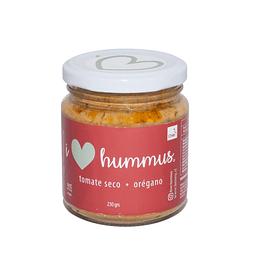 Hummus tomate seco - oregano