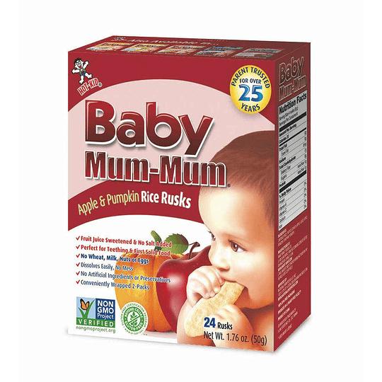 BabyMum-Mum manzana zapallo