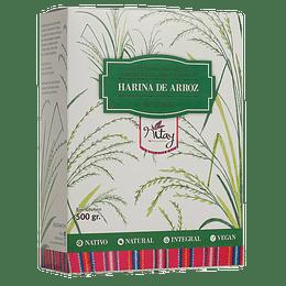 Harina arroz integral 1000g