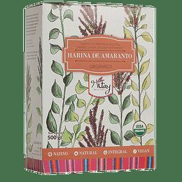 Harina amaranto organico 500g