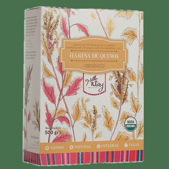 Harina quinoa organica 500g