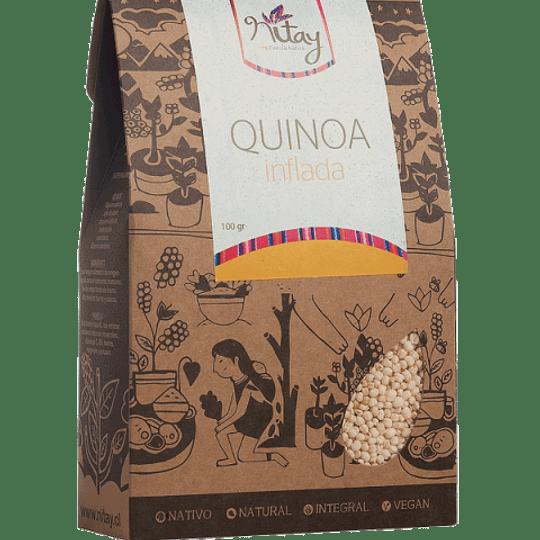 Quinoa inflada 100g