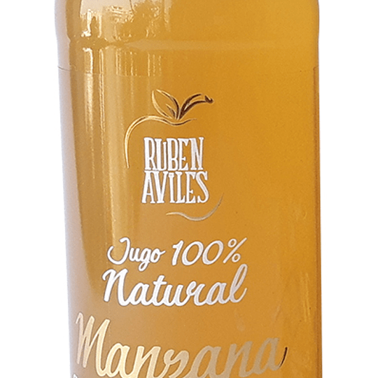 Jugo natural manzana 300ml