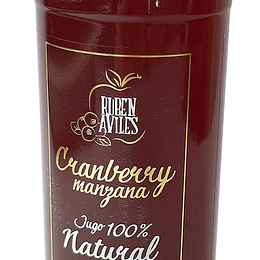 Jugo natural manzana cranberry 1000ml