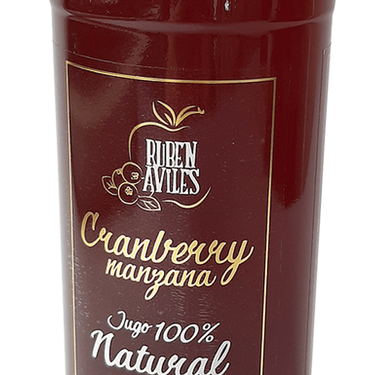 Jugo natural manzana cranberry 1000ml