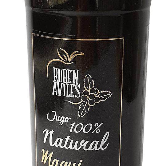 Jugo natural manzana maqui 1000ml