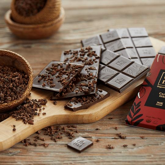 Cacao nibs 70% Individual