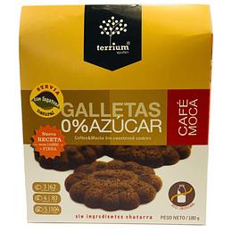 Galletas 0% azucar cafe moca 180g